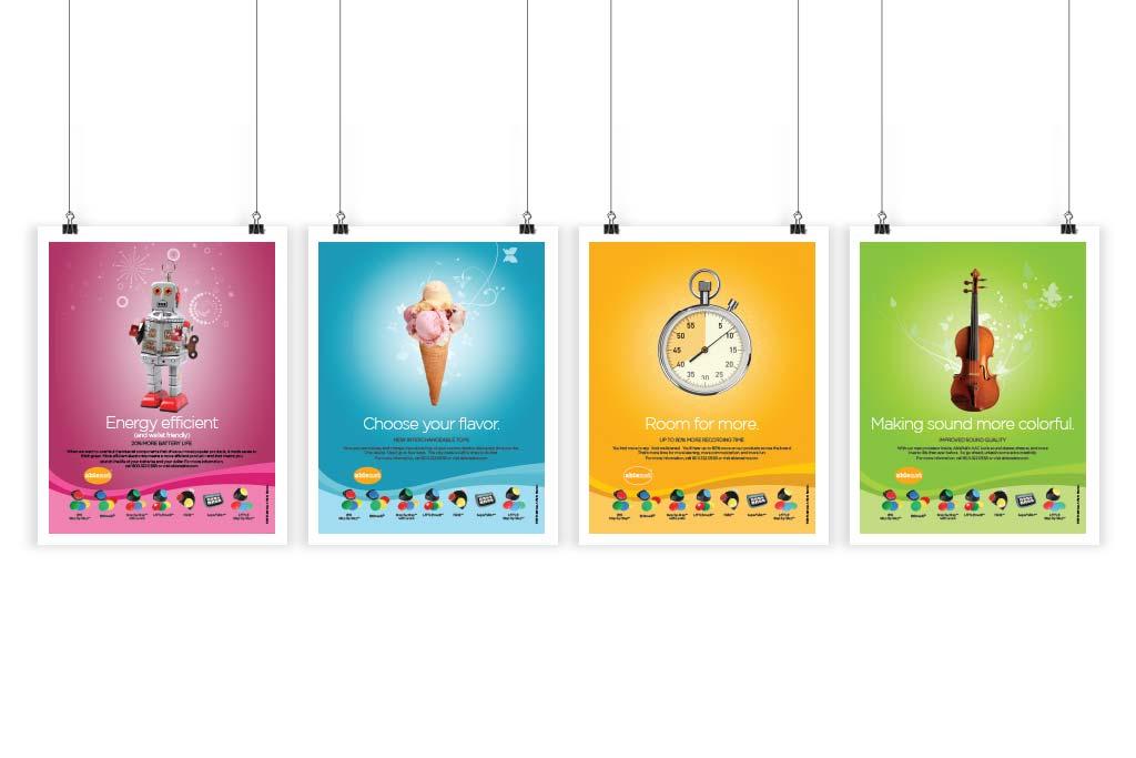 AbleNet Poster Series