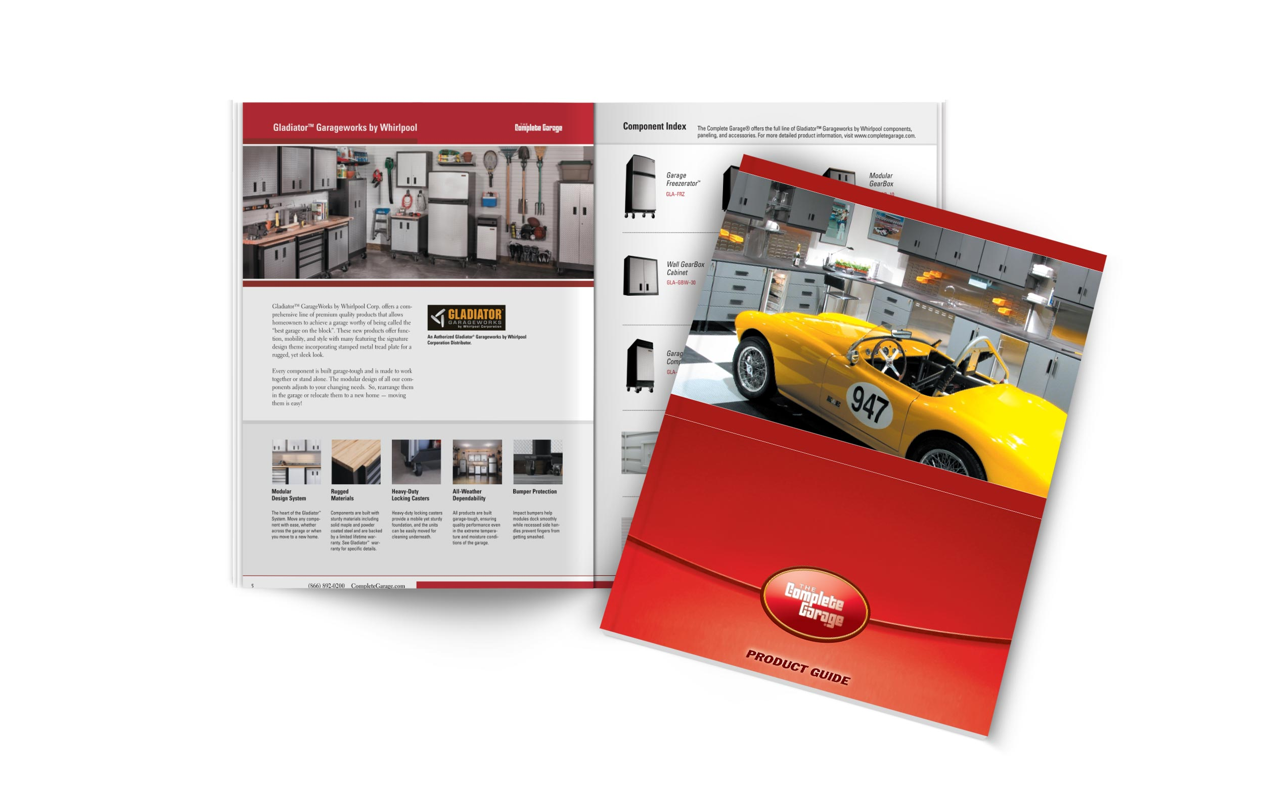 The Complete Garage Product Catalog